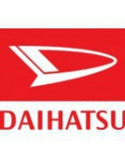 Automatten Daihatsu Applause - 100% perfecte pasvorm